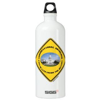 Congressional Gridlock Way Of Life Inside Beltway SIGG Traveller 1.0L Water Bottle