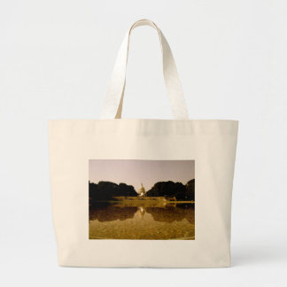 Congressional reflections canvas bag