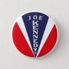 Congressman Joe Kennedy, III 6 Cm Round Badge