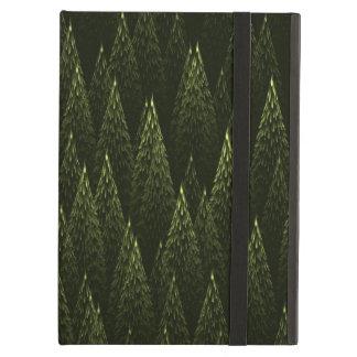 Conifers iPad Air Cases