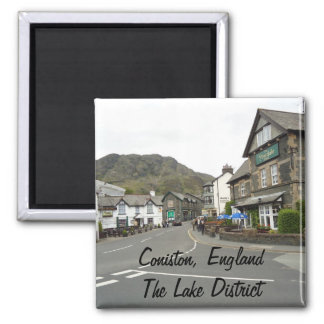Coniston, England Magnet