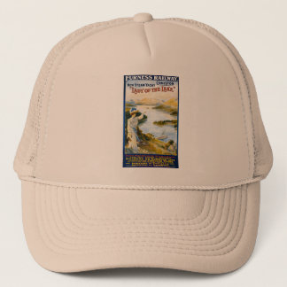 coniston lady of the lake trucker hat
