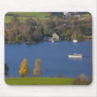Coniston Water, Lake District, Cumbria, England Mouse Mat