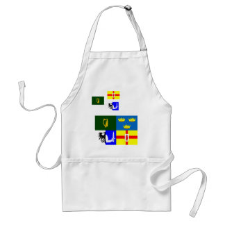 Connacht, Ireland Standard Apron