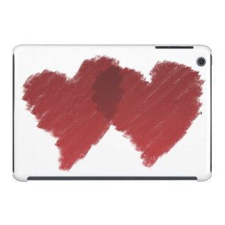 Connected Love Hearts iPad Mini Retina Cover