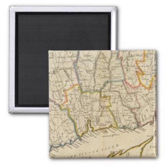 Connecticut 10 magnet