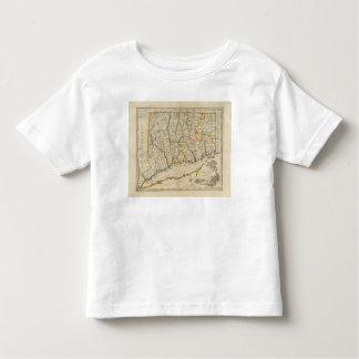 Connecticut 10 toddler T-Shirt