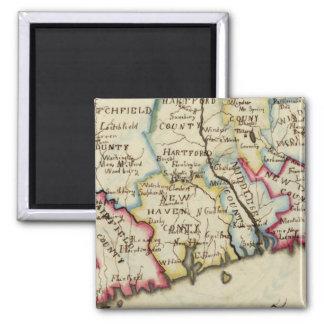 Connecticut 11 magnet