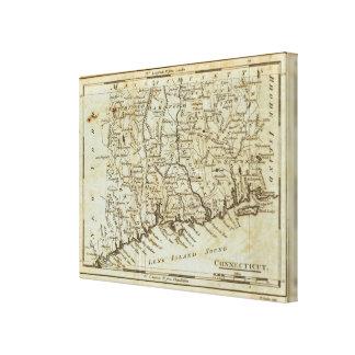 Connecticut 13 canvas print
