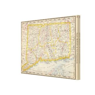 Connecticut 15 canvas print