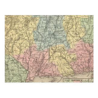 Connecticut 15 postcard
