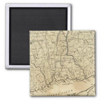Connecticut 2 magnet