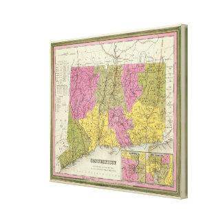 Connecticut 7 canvas print