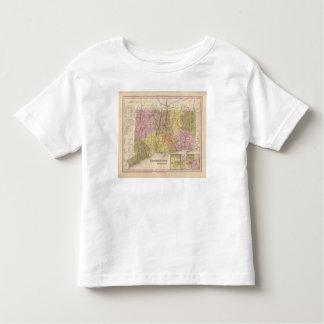 Connecticut 8 toddler T-Shirt
