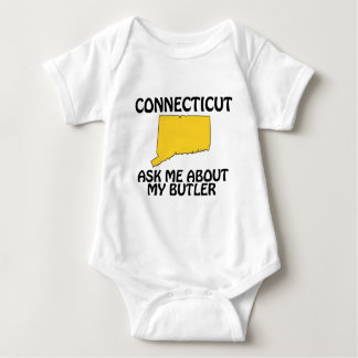Connecticut - Ask Me About My Butler Tee Shirts
