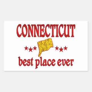 Connecticut Best Sticker