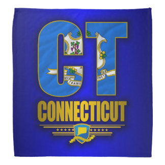 Connecticut (CT)` Bandanas