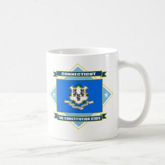 Connecticut Diamond Coffee Mug