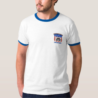 Connecticut Dragway Ringer Tee