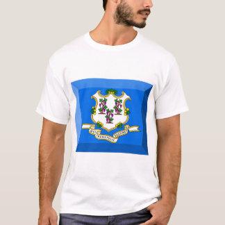 Connecticut Flag Gem T-Shirt