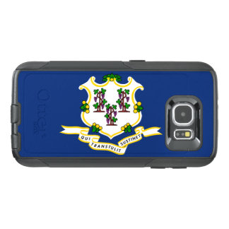 Connecticut Flag Otterbox Samsung Galaxy S6 Case