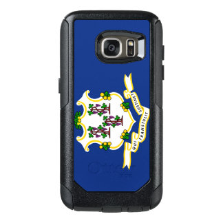 Connecticut Flag Otterbox Samsung Galaxy S7 Case
