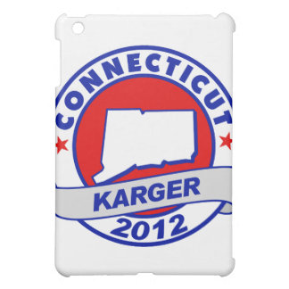Connecticut Fred Karger iPad Mini Covers