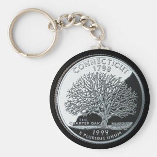 CONNECTICUT KEY RING