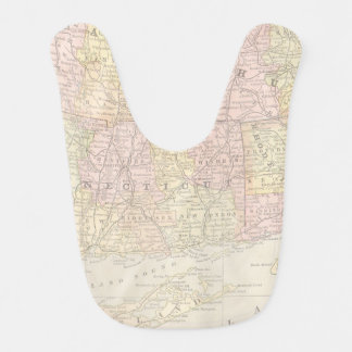 Connecticut & Massachusetts Bib