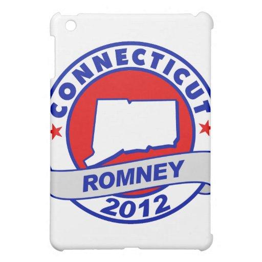 Connecticut Mitt Romney iPad Mini Cases