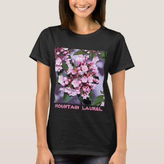 Connecticut Mountain Laurel T-Shirt