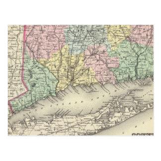 Connecticut Postcard