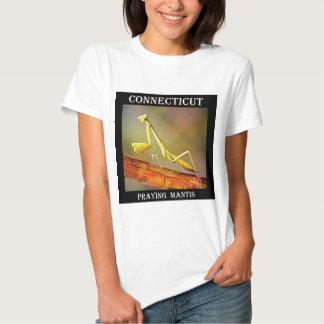 Connecticut Praying Mantis Shirt