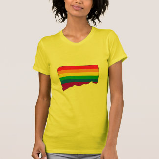 CONNECTICUT PRIDE - T-Shirt