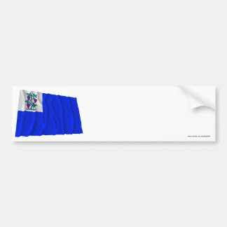 Connecticut Privateer Flag Bumper Stickers