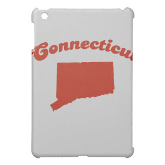 CONNECTICUT Red State iPad Mini Covers