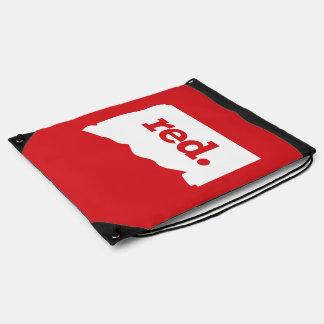 Connecticut Republican Drawstring Backpack