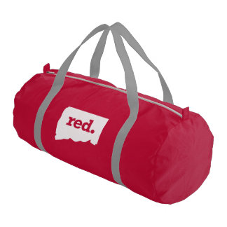 Connecticut Republican Gym Duffel Bag