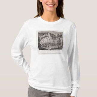 Connecticut Soldiers Reposing on Porter's Rock T-Shirt