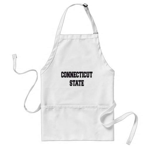 Connecticut state apron