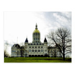 Connecticut State Capitol- Postcard