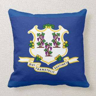 Connecticut State Flag Cushion