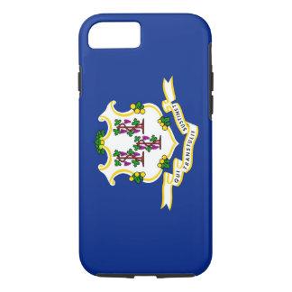 Connecticut State Flag Design Decor iPhone 7 Case