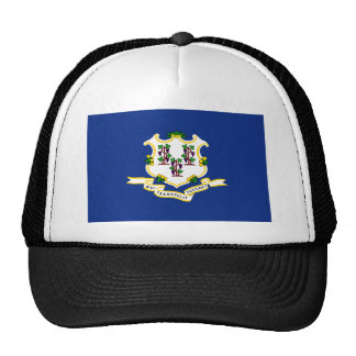 Connecticut State Flag Hat