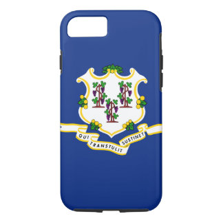Connecticut State Flag iPhone 7 Case