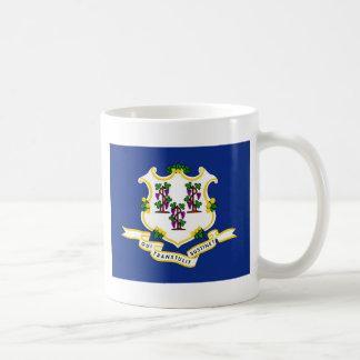 Connecticut State Flag Coffee Mug