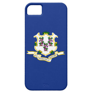 Connecticut state flag usa united america symbol barely there iPhone 5 case