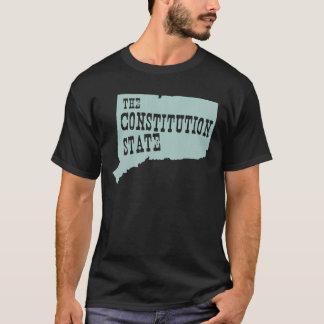 Connecticut State Motto Slogan T-Shirt