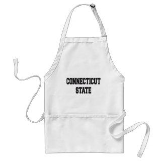 Connecticut state standard apron