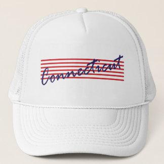 Connecticut state trucker hat